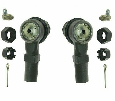 For Pair Set of 2 Outer Steering Tie Rod Ends Moog for Toyota Tacoma 1995-2004