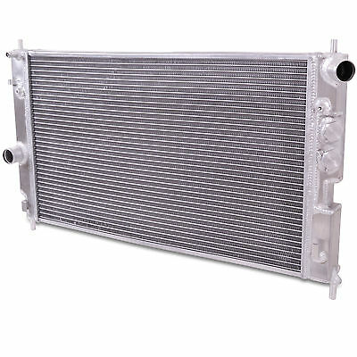 45Mm Aluminium Alloy Radiator Rad For Vauxhall Opel Vectra B 1.6 1.8 2.0 2.5 V6