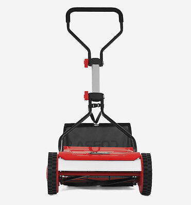 "Cobra hand propelled 15"" cylinder lawn mower HM38C 2 yr warranty push no engine"