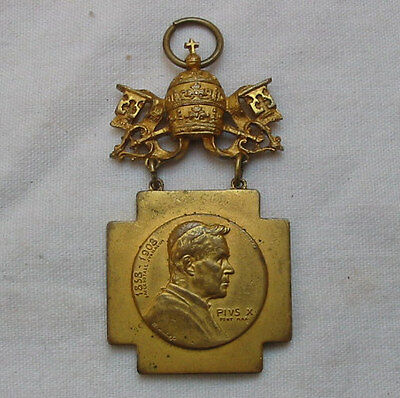 "Medaille ""Papst Pius X """