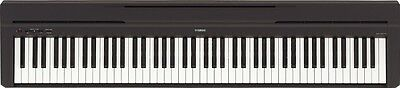 New YAMAHA P-series P-45B Electronic Piano Black From JAPAN Fast Shipping