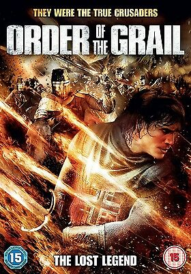 Order Of The Grail DVD (2012) Brand New/Sealed