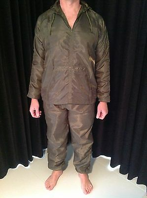 Survival suit, Bushcraft Survival, Parachute zoot suit, Military Special Forces