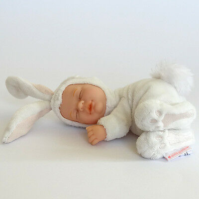 ANNE GEDDES DOLLS SELECTION FOR PLAY OR REBORN NEW IN BOX Great Gift BUNNY DOLL