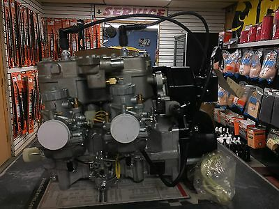 Brand New Polaris Fuji 500 Complete Motor Includes New Carbs!