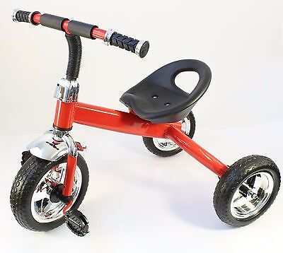 red Toddler Tricycle Bike 3 Wheel Kids Ride On Tricycle Bike Children Ride