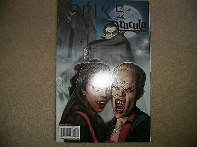 SPIKE V DRACULA, No 2  from March 2006, IDW COMICS, Buffy the Vampire slayer,