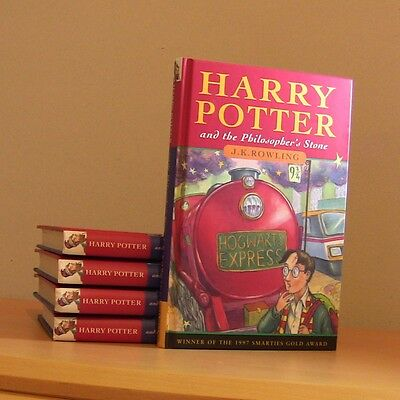 Harry Potter and The Philosopher's Stone First Edition Third Printing 1st/3rd