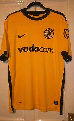 Rare, Kaiser Chiefs 2010-11 Home Football Shirt. By Nike. Size Large.