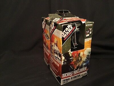 Wizkids Star Wars Pocket Model Scum & Villainy Pack - 2  BOXS - 2008 (G15)