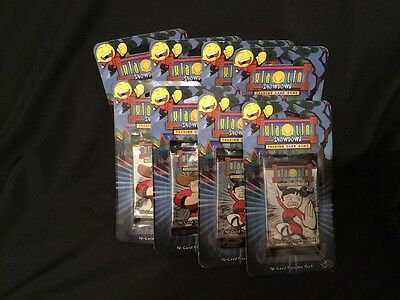 Wizards - Xiaolin Showdown booster Trading Card packs x 8 (total 80 cards (G16)