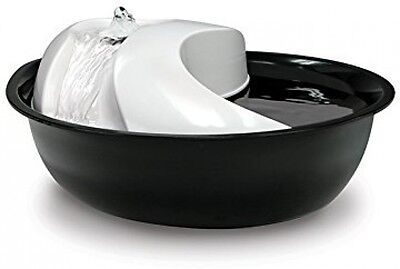 Dog Cat Automatic Water Fountain Bowl Clean Fresh Purifier Drinking Pet water