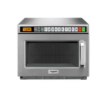 Panasonic NE-21521 Pro I Commercial Microwave Oven 2100 Watts