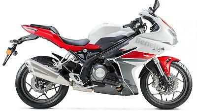 New Benelli Tornado 302R Motorcycle