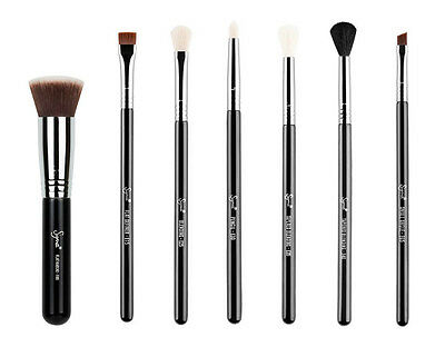 Sigma F80, F35,E15,E25, E30, E35, E40, E65 Makeup Brush Eye brushes set kit UK