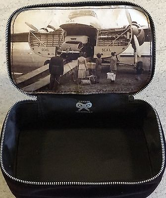First Class Anya Hindmarch Toiletry Bag British Airways