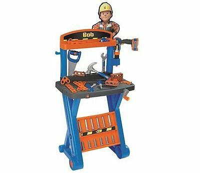 Bob The Builder My First Workbench l - tools styled just like bobs - Brand New