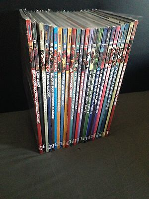 Deadpool Serie Oro Fumetti Serie Completa Sequenza 1-24 Marvel Comics