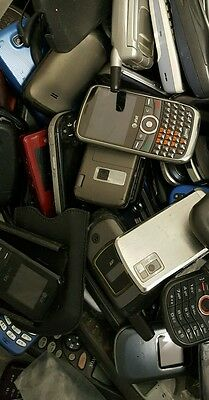 5 LB (POUNDS) of  Cell Phones for Repair or Scrap Gold Recovery