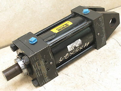 """Parker,  Hydraulic Cylinder,  4"""" Bore X  5"""" Stroke,  3000 Psi,  Series 2H"""