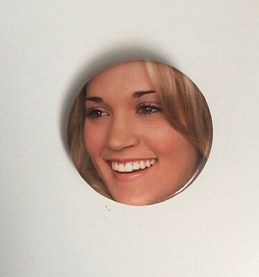 Rare Carrie Underwood American Idols Live Tour Pin / Button
