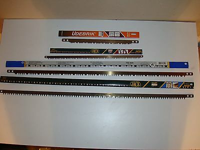 """Bow Saw Blades 12"""" 18"""" 21"""" 30"""" 32""""   Pack 10  From £1.50 Each  Cheapest On Ebay!"""