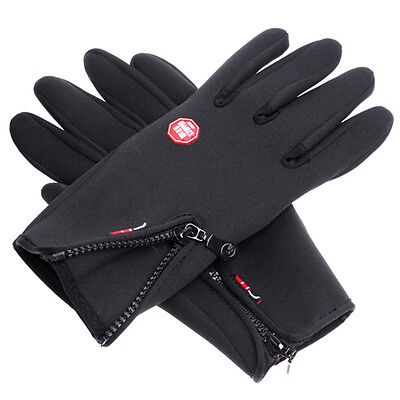 MeWindproof Warm Outdoor Sports Ski Snow Motorcycle Gloves Winter Cycling Car
