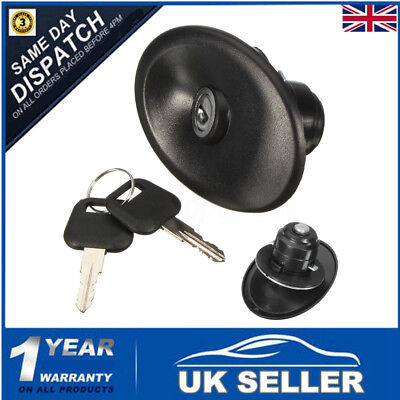 Locking Fuel Petrol Tank Cap With 2 Keys For Ford Transit MK5 1994-2000 3966745
