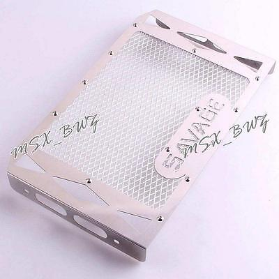 Motor Radiator Grille Guard Cover Protector For Suzuki GSR400 / 600 2009-2012 11