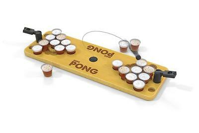 Beer Pong Table Set Road Trip Portable Mini Travel Party Anywhere Tabletop Party
