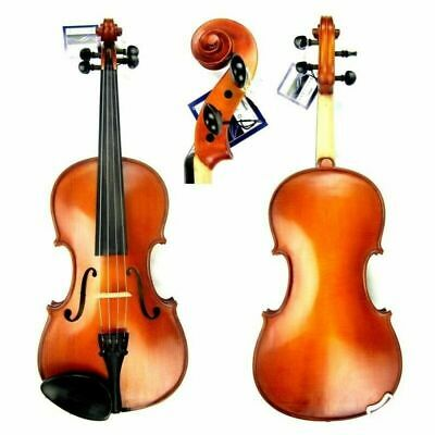 "Gliga Genial I  14"" Viola Outfit setup with Helicore Strings Case & Bow"