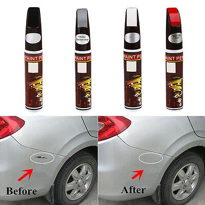 4 Colors Professional Repair Pen Fix It Car Scratch Remover Car Paint Pen Tools