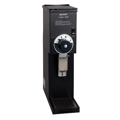 Bunn G2-0000 2lb Bulk Coffee Bean Grinder Black