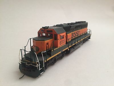 Broadway Limited Imports EMD SD40-2 BNSF #6705 with Sound and DCC Ready