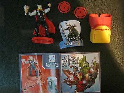 The Avengers Kinder Maxi Thor Verion 2016
