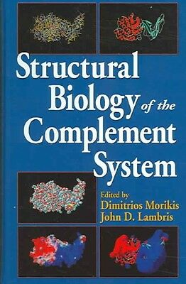 Structural Biology of the Complement System by Lambris Hardcover Book (English)
