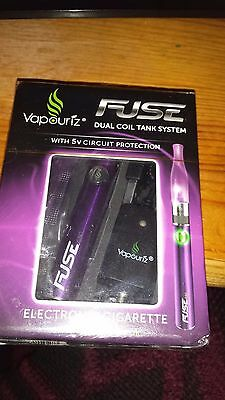 vapouriz fuse electronic cigarette with 5v circuit protection