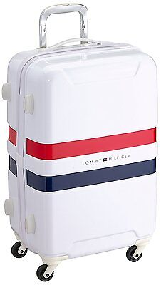 TOMMY HILFIGER CRUISE Medium TROLLEY / ROLLKOFFER_WHITE_74 L_0BWS402T0401