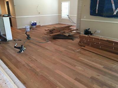 SALE!! Unfinished Brazilian Jatoba Hardwood flooring ONLY $5.50/sqft!!!
