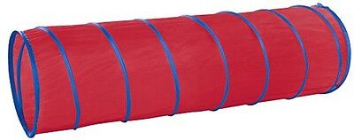 Pacific Play Tents Kids Find Me 6 Foot Crawl Tunnel For Indoor / Outdoor Fun,