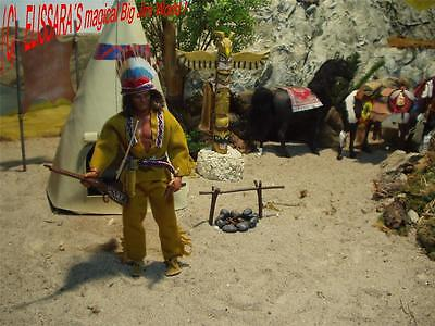 Big Jim Karl May - WINNETOU in special outfit 3 - Apache Chief  Lone Wolf