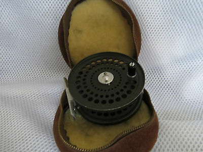 ORVIS CFO V TROUT FLY REEL (Made by Hardy) CASED