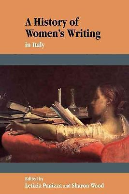 A History of Women's Writing in Italy by Paperback Book (English)
