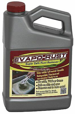 EvapoRust Super Safe Rust Remover 32oz. Maintenance Industrial Cleaning Supplies