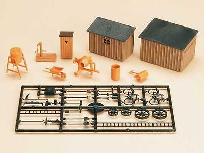 Auhagen Construction Tools and Accessories 42571 HO Scale (suit OO also)