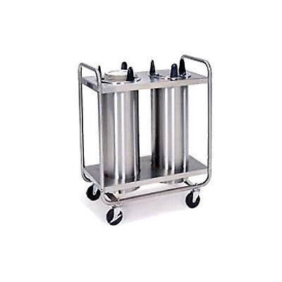 "Lakeside 7206 6-1/2"" Dia. Non-heated Open Tubular Frame Dish Dispenser"