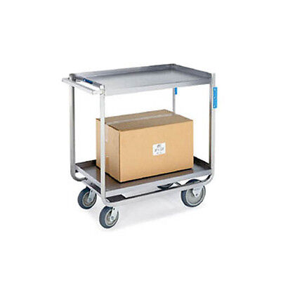 "Lakeside 958 55""Wx22-3/4""Dx37""H Tough Transport Banquet Cart"