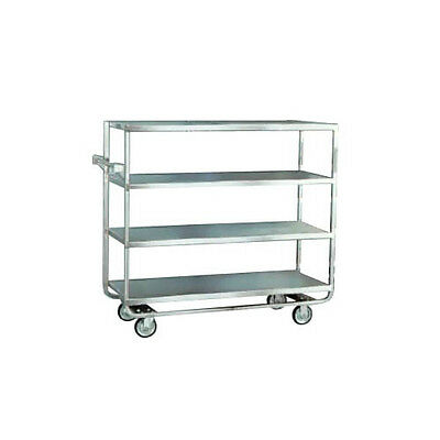 """Lakeside 761 21-1/2""""Wx54-1/2""""Lx49-1/4""""H Stainless Steel Open Tray Truck"""