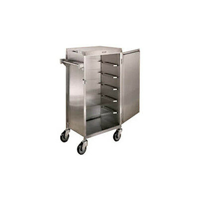 "Lakeside 854 17-1/4""x25-1/8""x46-7/8"" Tray Delivery Cart"