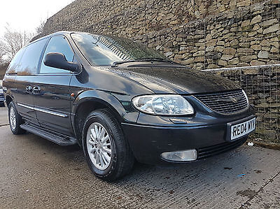 Chrysler Grand Voyager 3.3 auto Limited XS